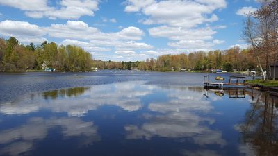 Welcome to Lake Living- Here's your view!