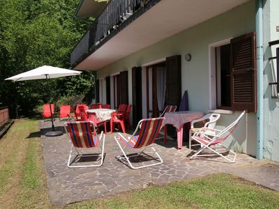 Photo for Nice apartment for 14 guests with TV, pets allowed and parking