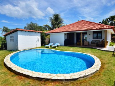 Photo for Private villa with 2 bedr. / 2 bath, nice view, guest-friendly