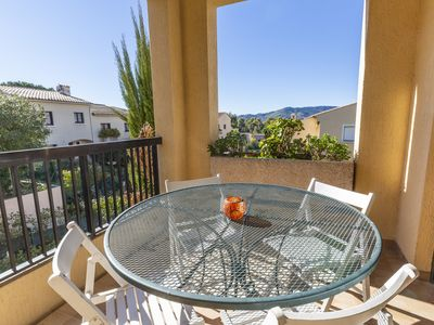 Photo for 2 bedroom apartment Croix des Gardes district in Cannes with swimming pool