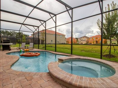 Photo for Budget Getaway - Golden Palms Resort - Welcome To Cozy 8 Beds 7 Baths Villa - 6 Miles To Disney