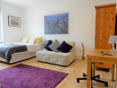Photo for Lovely 3 Bed Apartment by the Historic Dockyard , a Charles Dickens favourite