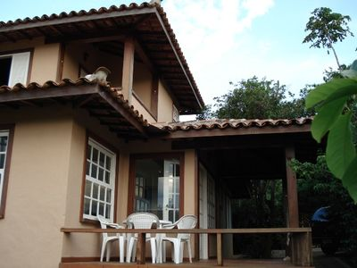 Photo for Excellent home in gated community - Four bedrooms - Close to R. das Pedras
