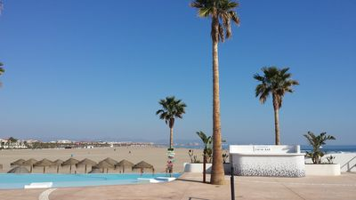 Photo for New apartment next to the beach of the Arenas / Valencia