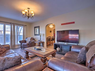 Photo for Downtown Cedar City House, 0.4 Miles to SUU Campus