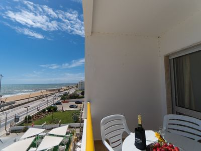 Photo for Elena Blue Apartment, Wifi, Beach Front