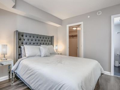 Photo for VERY LUXURIOUS 2 BEDROOMS CONDO IN YORKVILLE!
