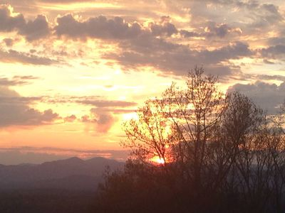 Photo for Mountain Getaway - Great Views - Only Minutes From Downtown Asheville