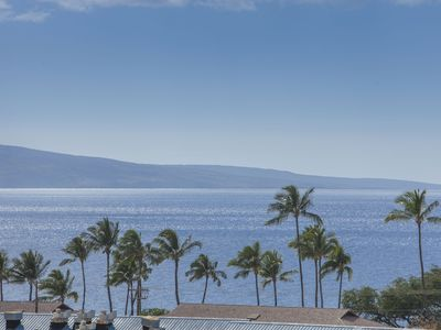Photo for Kihei Alii Kai #D-406 2Bd Full Ocean View, in the Heart of Kihei, Spacious!
