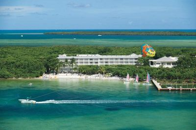 TROPICAL KING UNIT, POOL, PRIVATE BEACH - Key Largo