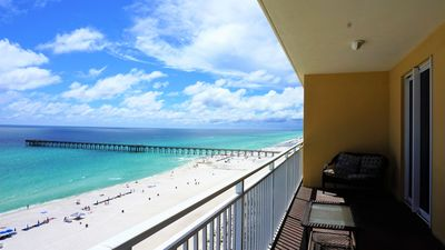 Photo for Beautiful 3 Bedroom condo at Sterling Reef