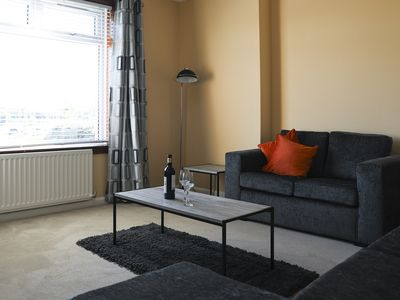 Photo for 2BR Apartment Vacation Rental in Bathgate