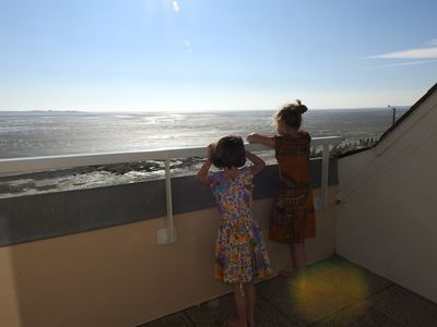 Photo for Apartment luxury residence superb view Baie de Somme
