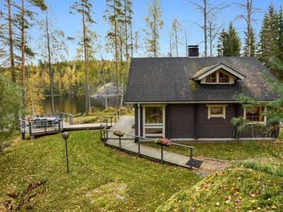 Photo for Vacation home Mykkylä in Mikkeli - 4 persons, 1 bedrooms