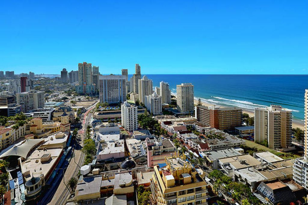Level 28 H Residence - 2 bedrooms, Wi-Fi, Ocean