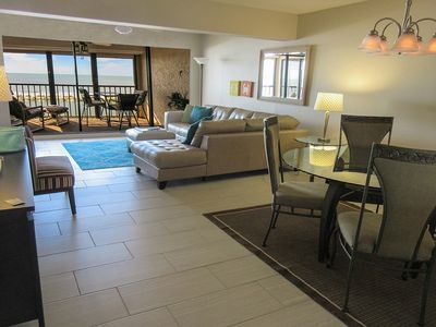 Photo for Expect The Best! Gorgeous 2B/2B Beachfront Eden House Penthouse With A+ Rating, Magnificent Views of the Gulf!