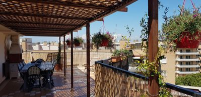 Photo for The perfect studio for your beach getaway, to visit the wonders of ancient Rome