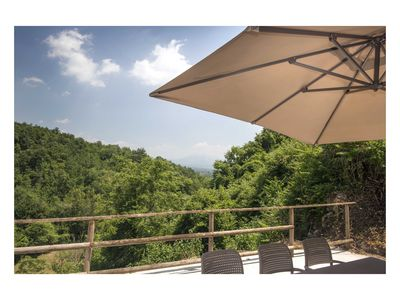 Photo for Il Borgo Di Tresana accommodation that can accommodate 10 people Spectacular view
