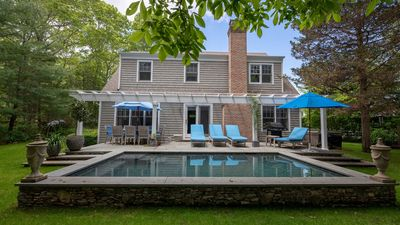 Photo for Serene East Hampton Home w/ Heated Pool, Gourmet Kitchen, 2300' Layout, 5 Mins. to Village