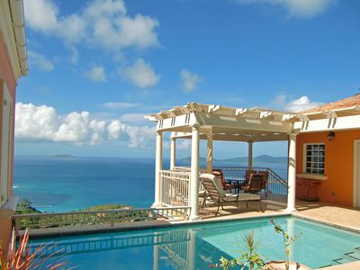 Photo for One, Two, or Three Bedroom Peter Bay Villa with Pool