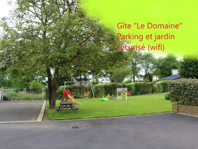 Photo for 2BR House Vacation Rental in Fleury, Normandie