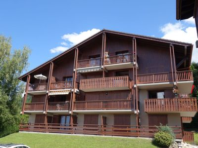 Photo for 2 bedroom Apartment, sleeps 6 in Saint-Gervais-les-Bains with WiFi