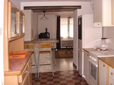 Photo for Charming old town house in Provence, L?Isle sur la Sorgue, Vaucluse