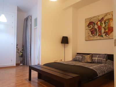 Photo for HISTORIC CENTER APARTMENT MALAGA FREE WIFI AND 2 BATHS