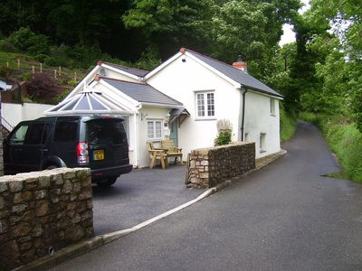 Photo for A Beautiful Traditional Detached Cornish Cottage with no immediate neighbours