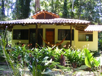 Photo for Beach and Jungle Eco Friendly House