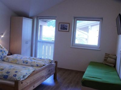 Photo for Apartment, shower, toilet, balcony-3 pers - The dovecote - apartment