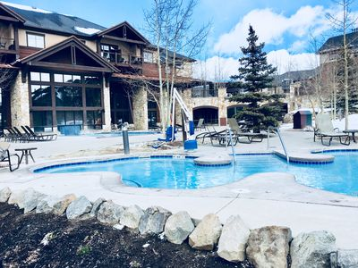 Photo for Feb and March 2020 ; Ski in/Ski out 5 Star Resort at Grand Timber Lounge