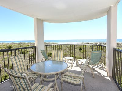 Photo for DR 2211–Simply elegant oceanfront condo with expansive views, pool and tennis
