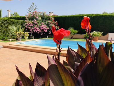 Photo for Top maintained and fully equipped holiday home with pool near the beach