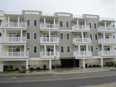 Myrtle Rd side (MY UNIT 207 is on 2nd floor corner closest to the pool)