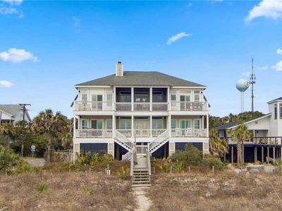 Photo for Hakuna Matata: 5 BR / 3.5 BA home in Folly Beach, Sleeps 12
