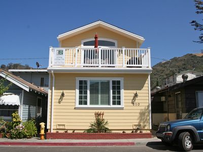 Photo for Inviting Remodeled Home, 2 Blocks from the Beach, A/C, WIFI, Deck, BBQ