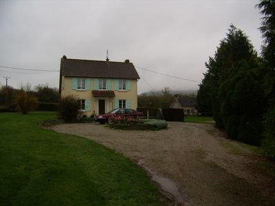 """Photo for """"cottage motte"""" large friendly cottage in the countryside with large spaces"""