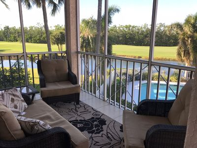 Photo for Lovely 3 Bedroom 2 Bath Condo in Windstar on Naples Bay, Naples florida