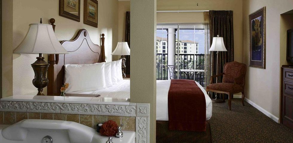 Hilton Grand Vacation Club At Tuscany Village Florida Orlando