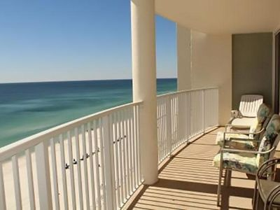 Photo for Spacious 2-Bed Unit Overlooking the Gulf of Mexico!