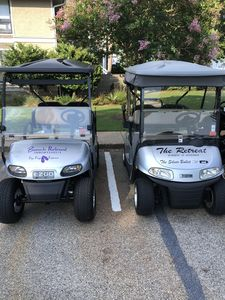 The Retreat Fleet! Book one of our condos and have the nicest ride in town!