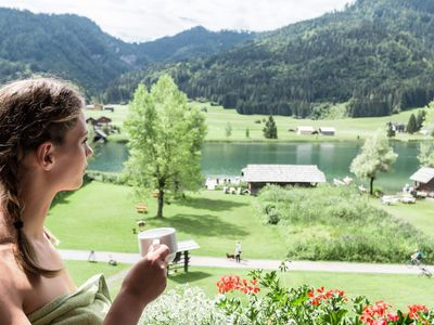 Photo for Suite Seeblick - Kärntnerhof, Lake Hotel