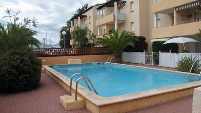 Photo for PRIME LOCATION,SEA&MOUNTAIN VIEW, NEAR BEACH, 3 BEDROOM APARTMENT  IN THE PORT