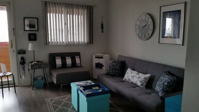 Photo for NEW TO MARKET! FULLY RENOVATED 1 BEDROOM CONDO. IDEAL LOCATION NEXT TO BEACH