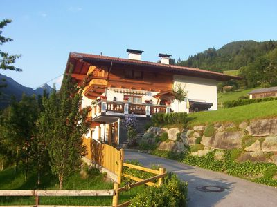 Photo for Holiday apartment in the midst of Zillertal