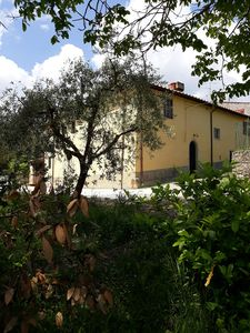 Photo for The pines. Farmhouse on the Florentine hills.