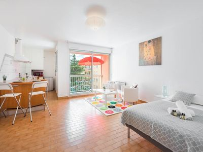 Photo for Charming studio close to the train station