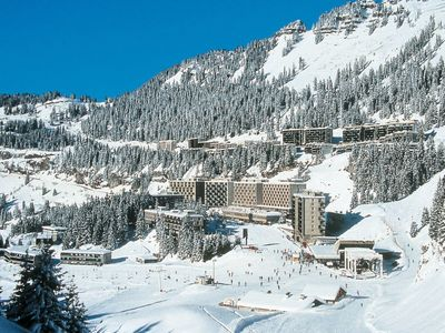 Photo for One bedroom Apartment, sleeps 4 in Flaine