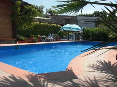 Photo for Casa Papele with pool